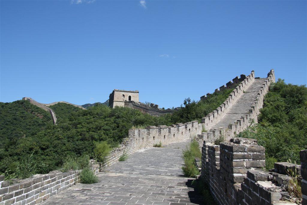 Chinesische Mauer bei Huanghua