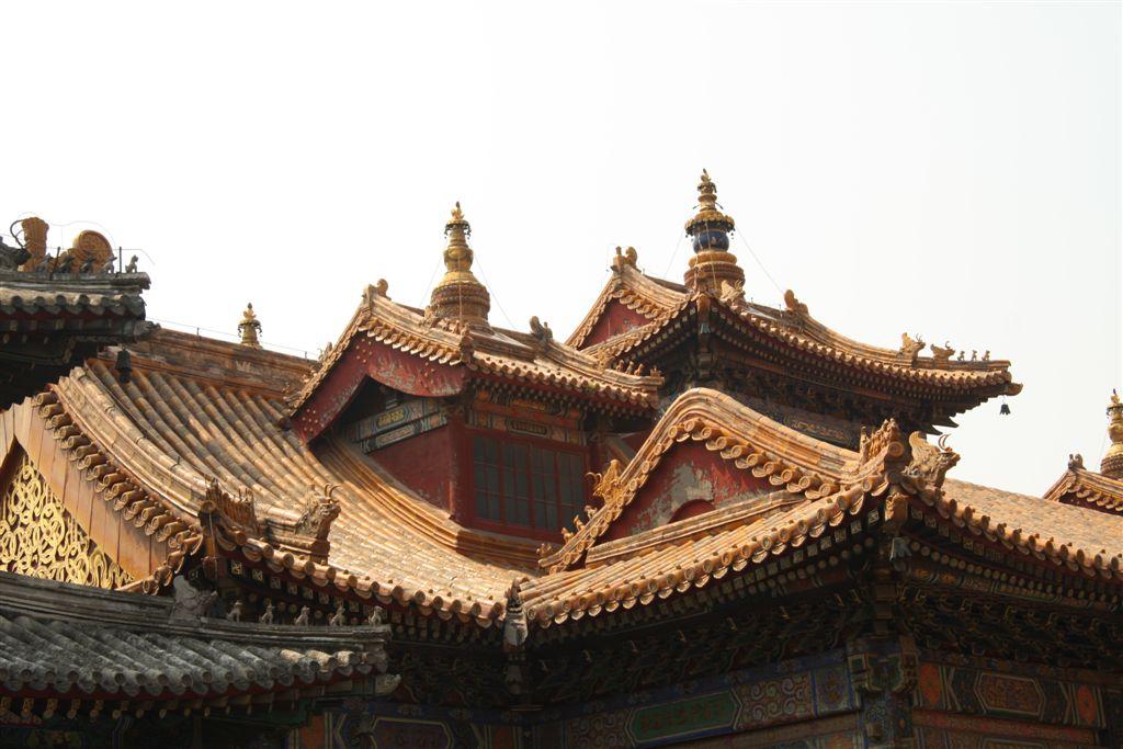 Entspannte Tempeltour in Peking