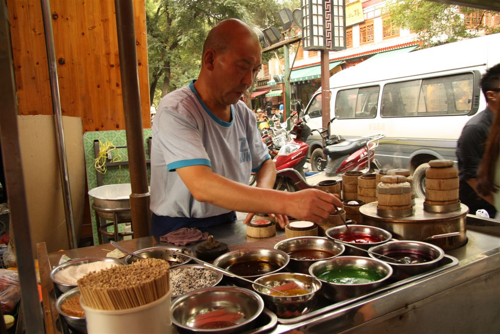 Xi'an – Eine kulinarische Rundreise durch das muslimische Viertel