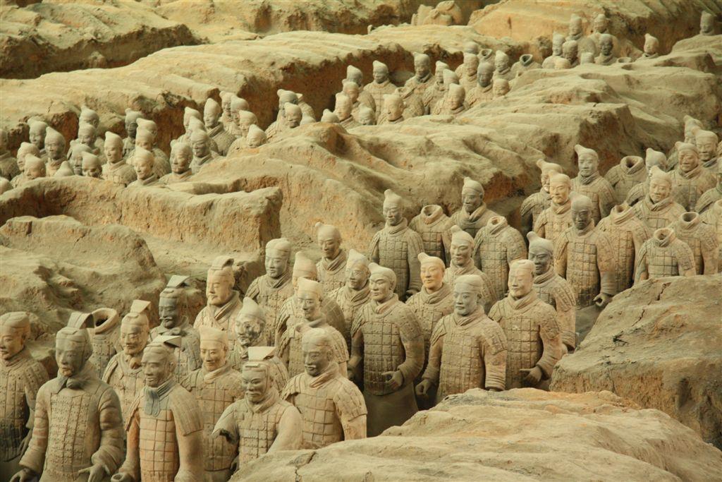 Xi'an – Die Terrakotta-Armee