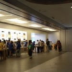 Applestore voller Chinesen
