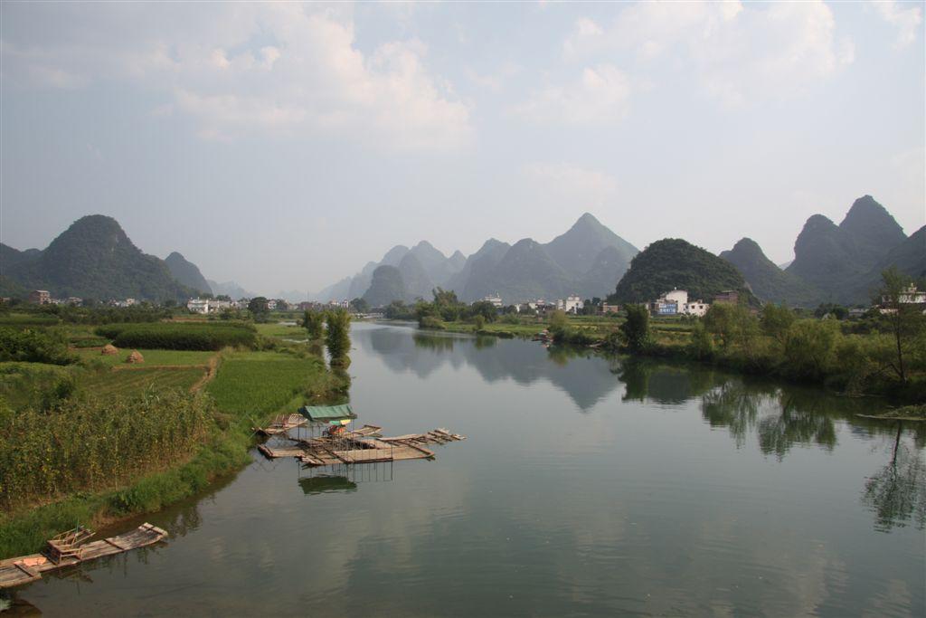 Rund um Yangshuo