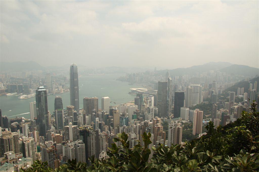 HongKong im Schnelldurchlauf