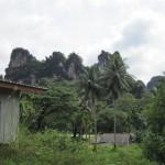 Landschaft um Khao Sok