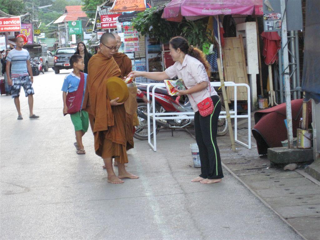 von Pai nach Chiang Rai