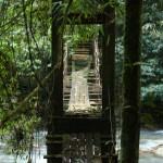 Brücke, leider unpassierbar