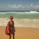 Rina am Karong Beach
