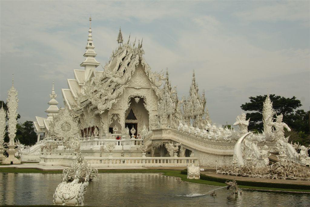 Mit dem Roller entlang des goldenen Dreiecks – Chiang Rai