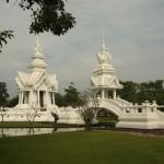 Rohbau der weiteren Tempelgebäude