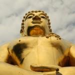 Buddha war auch am goldenen Dreieck