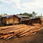 Holzkohlewerk