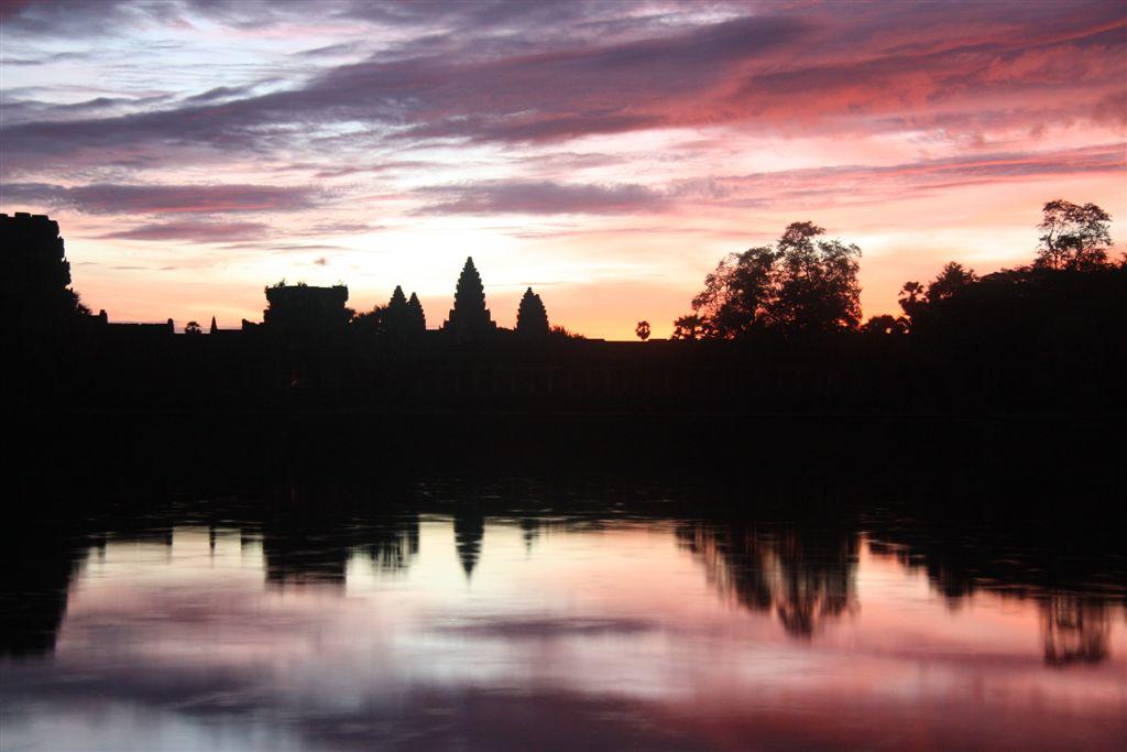 Die Tempel von Siem Reap
