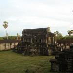 Innerhalb des Tempels