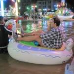 Peter im Schwanenboot