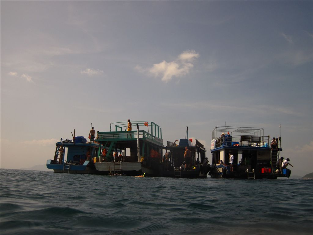 Schnorcheltrip – Nha Trang