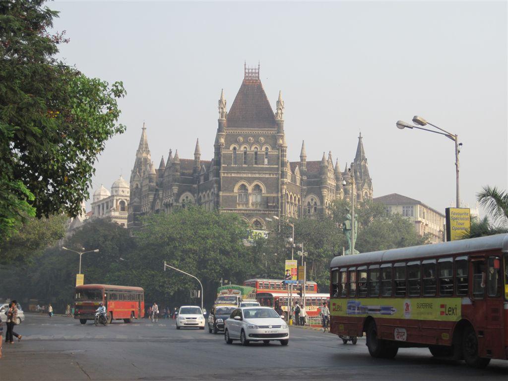 Die ersten Eindrücke Indiens – Mumbai (Maharashtra)
