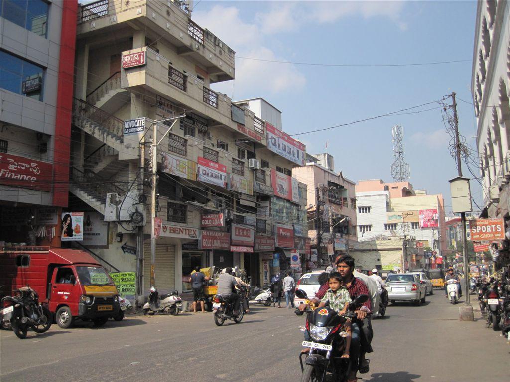 Ruhetag in Hyderabad (Andhra Pradesh)