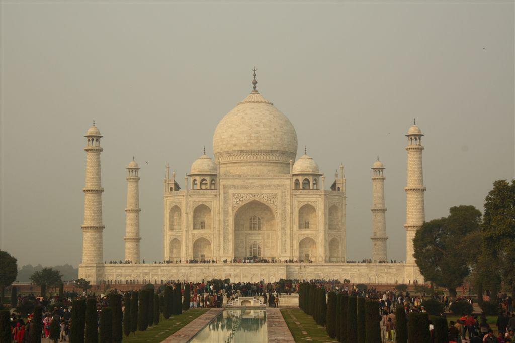 Ausflug nach Agra (Uttar Pradesh)