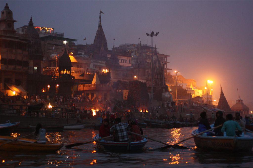 Die heilige Stadt am Ganges – Varanasi (Uttar Pradesh)