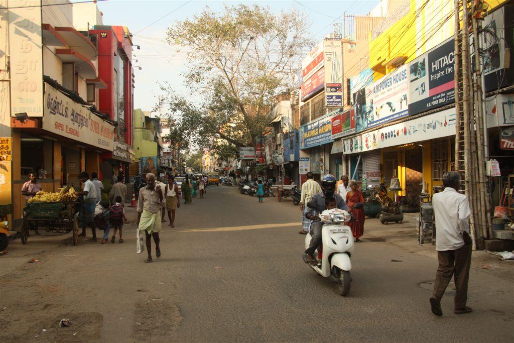 Die letzten Tage – Chennai